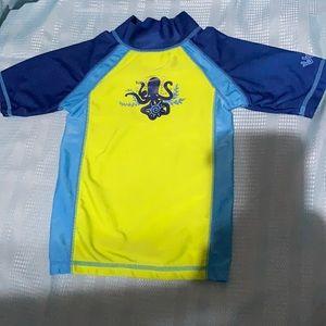 UV Skinz  Sun and Swim Shirt  EUC 3T